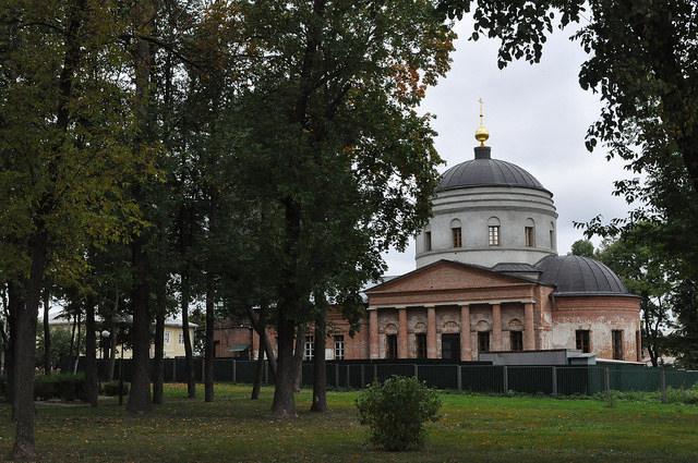 Собор Успения Пресвятой Богородицы в Козельске