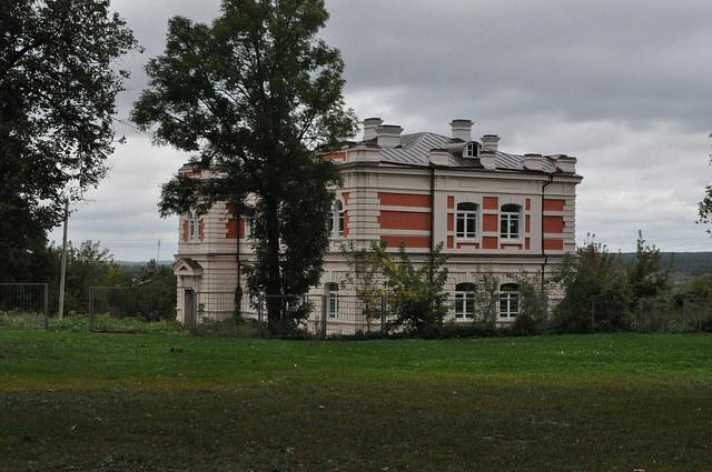 Здание казначейства (Козельск)