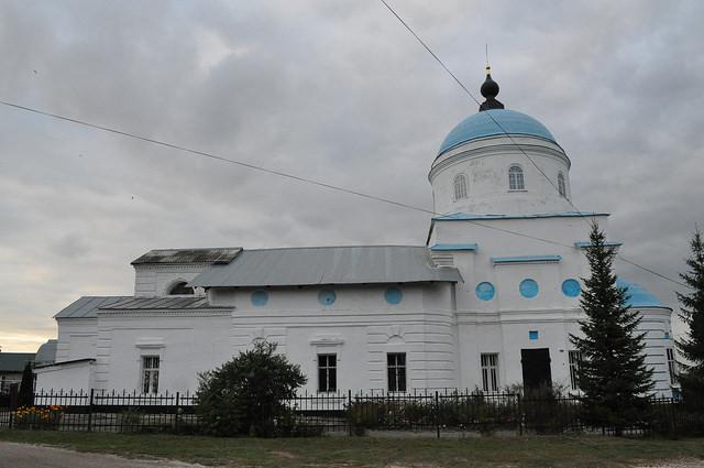 Церковь Введения Пресвятой Богородицы во Храм в Чекалине