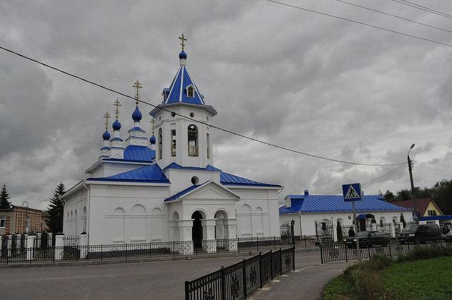 Церковь Рождества Пресвятой Богородицы в Перемышле