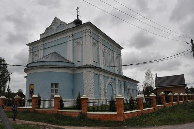 Церковь Покрова Пресвятой Богородицы, Перемышль