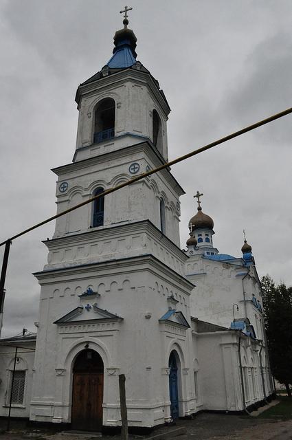 Церковь Рождества Пресвятой Богородицы в Белёве