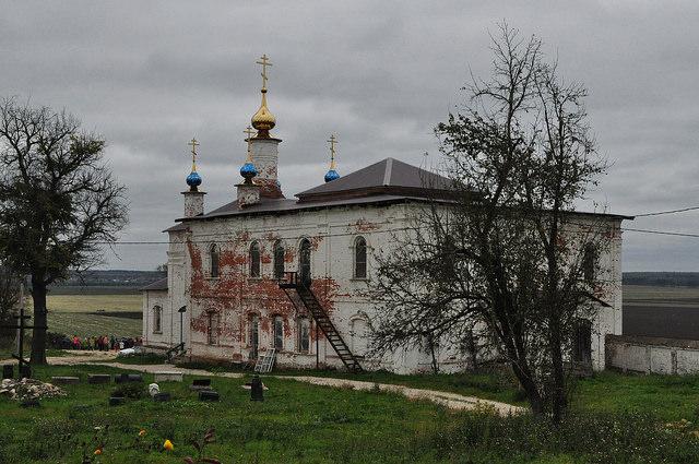 Церковь Введения Пресвятой Богородицы во Храм в Белёве