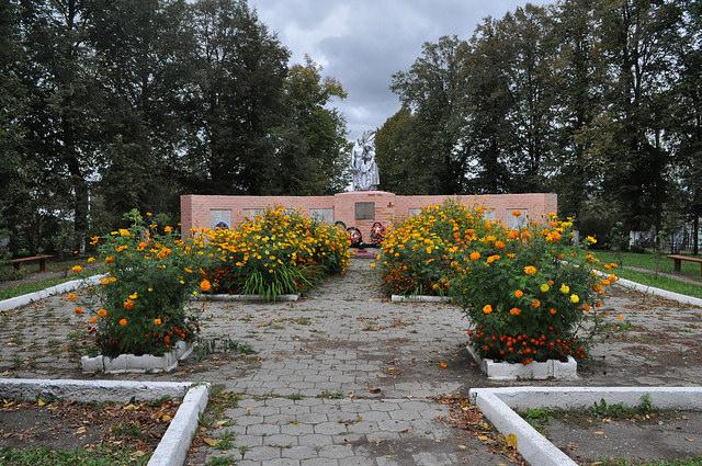 Мемориал в Одоеве