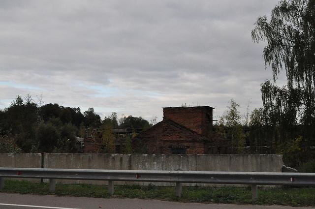 Комплекс зданий парусно-полотняной фабрики XVIII–XIX вв. (Песоченский)