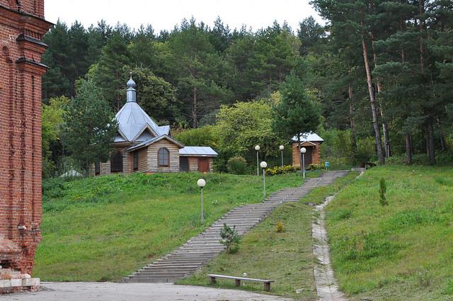 Купель и источник в Макарьевском монастыре