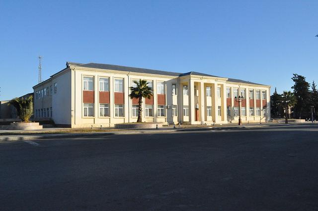 Школа №1 им.М.А. Сабира, Астара