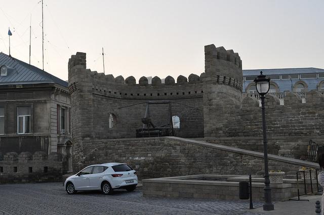 Ичери-шехер, Баку
