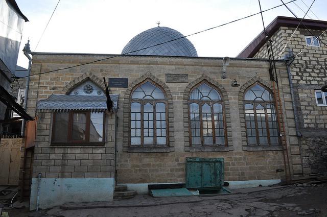 Мечеть Фатимы-аз-Захры, Дербент