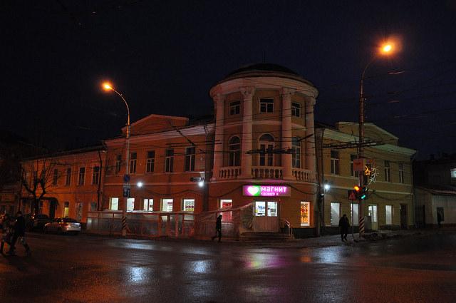 Дом С.К. Корнилова, Саратов