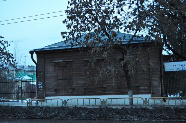 Флигель Эдемовых усадьбы Чернышевского, Саратов