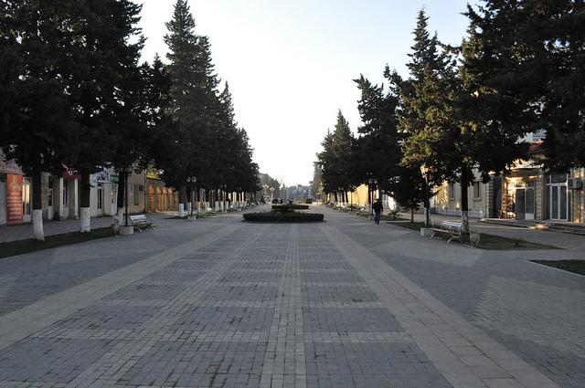 Ул. Азербайджана, Астара