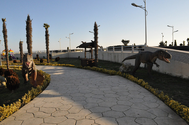 Астара, парк развлечений