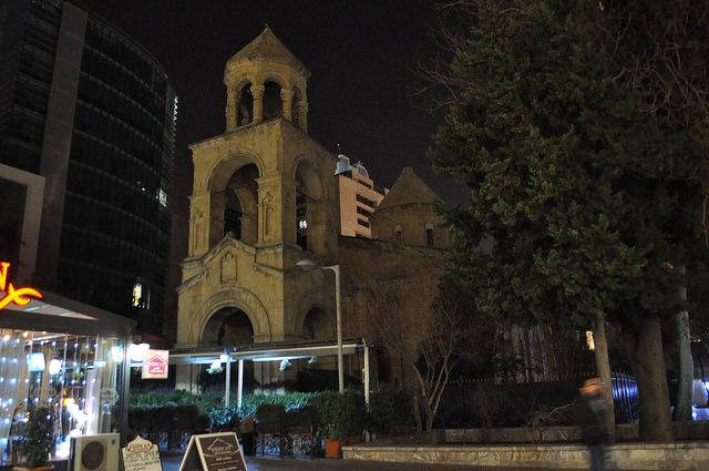 Армянская церковь Святого Григория Просветителя (Баку)