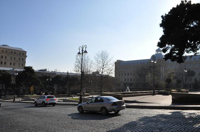 Парк на ул. Ниязи, Баку