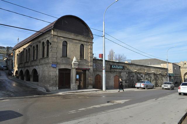 Мечеть на ул. Крупской, Дербент