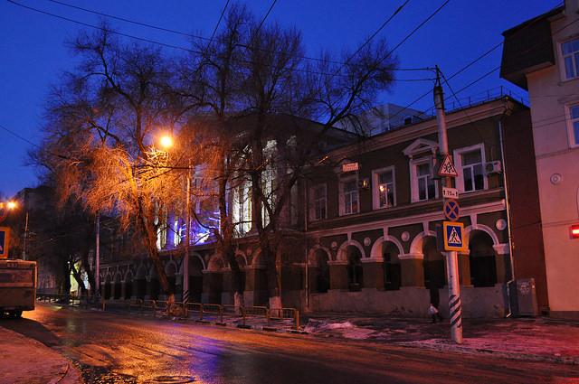 Русская классическая гимназия, Саратов