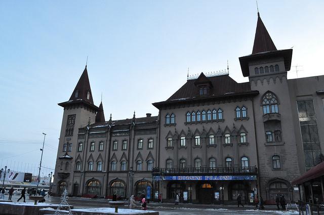Саратовская государственная консерватория им. Л. В. Собинова