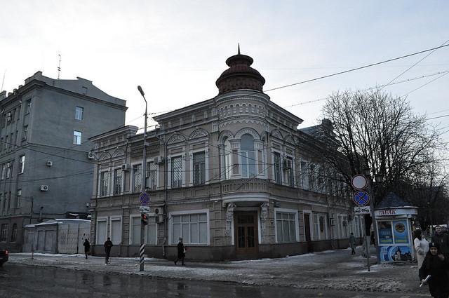 Дом основателя русского цирка П.А. Никитина, Саратов