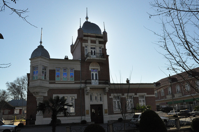 Дом Мир Ахмед хана, историко-краеведческий музей, Ленкорань