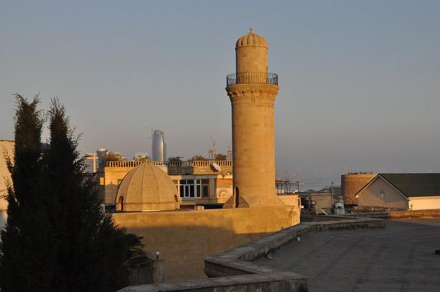 Мечеть, Ичеришехер, Баку