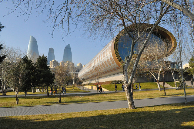 Музей ковра, Баку