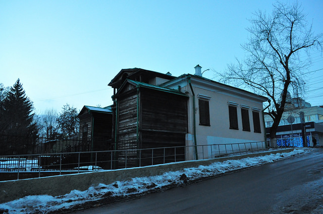 Мемориальный дом Н. Г. Чернышевского, Саратов