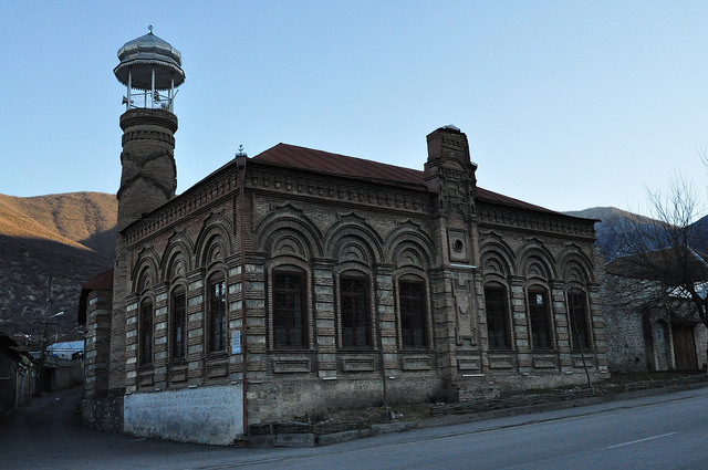 Мечеть Омара Эфенди (Шеки)