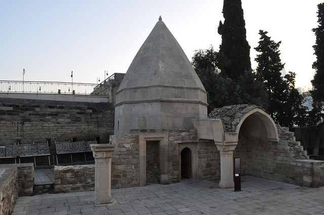 Мавзолей Сеида Яхья Бакуви (Баку)
