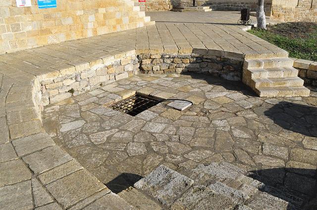 Зиндан в крепости Нарын-Кала, Дербент