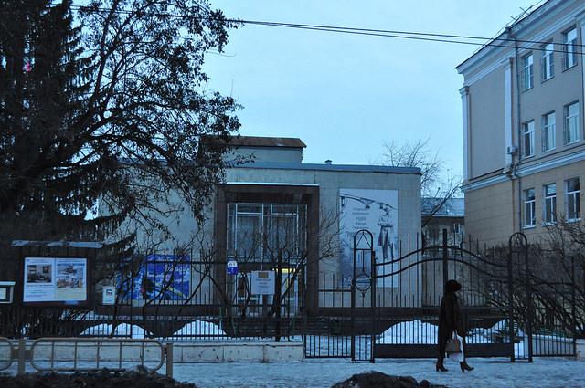 Музей-усадьба Н.Г. Чернышевского в Саратове, здание литературной экспозиции