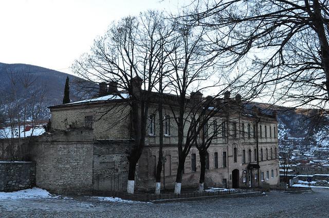 Музей народного прикладного искусства; Шекинский дом ремесленников