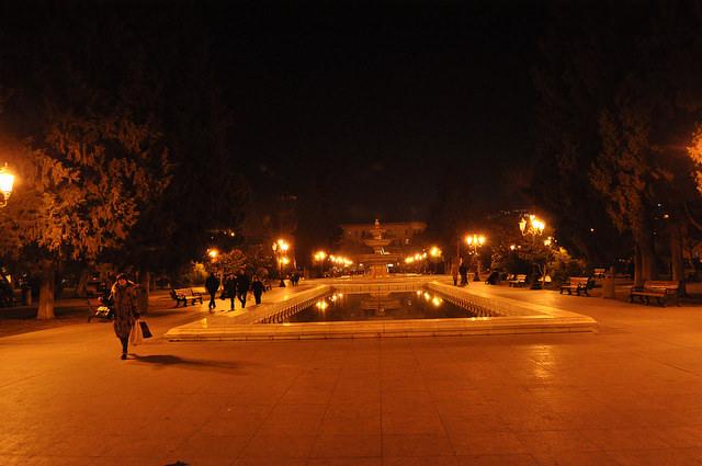 Парк Сахил, Баку