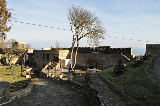 Крепость Нарын-Кала, Дербент