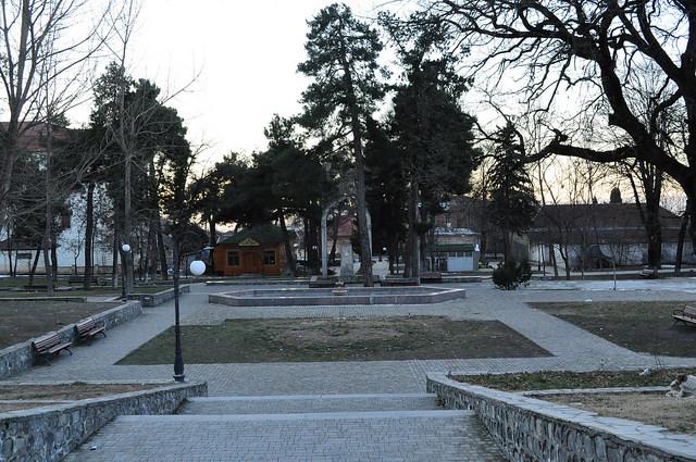 Парк им. Мухаммеда Физули (Шеки)