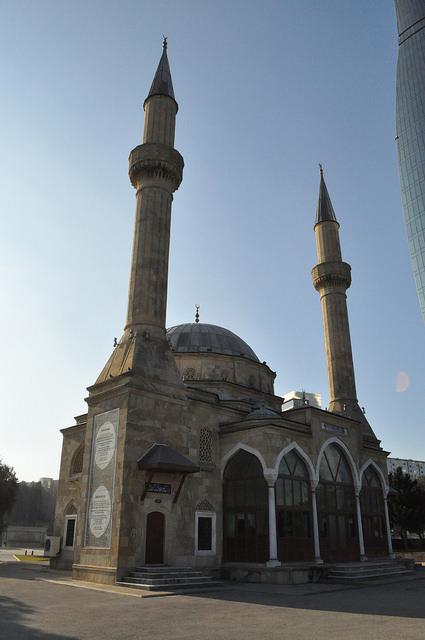 Мечеть Шахидляр (Баку)