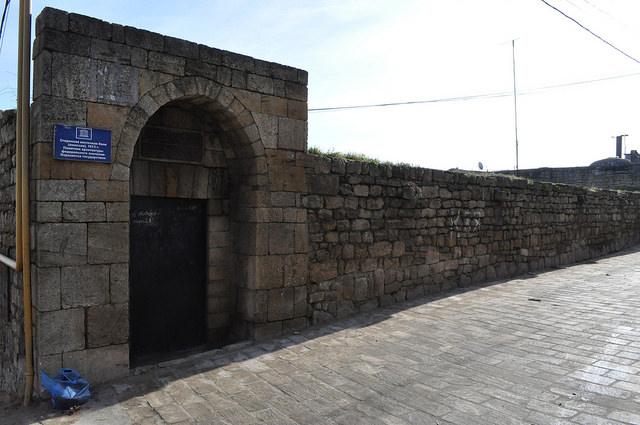 Восточная баня (женская), Дербент