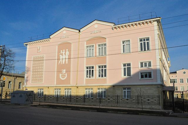 Школа №15, Дербент