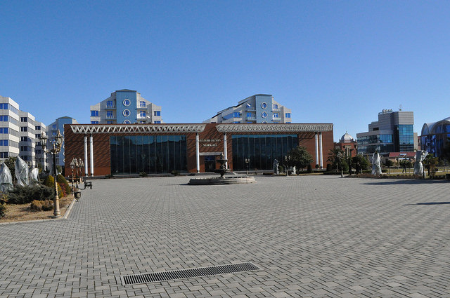 Музей Гейдара Алиева, Ленкорань