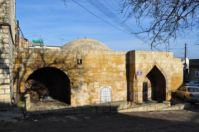 Восточная баня (мужская), Дербент
