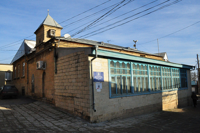 Килиса-мечеть, Дербент