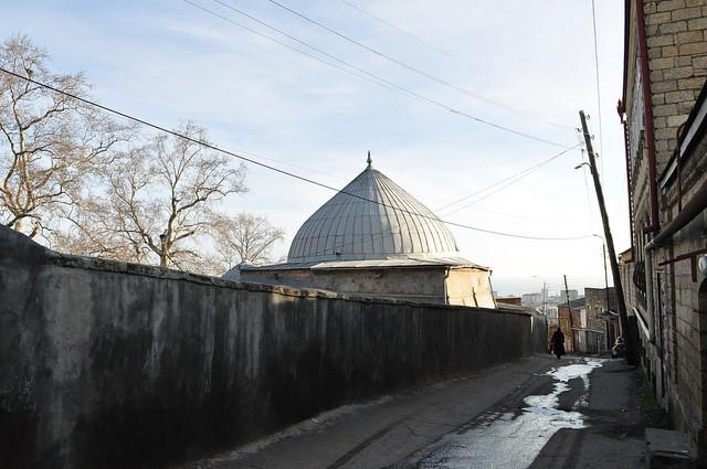 Мечеть Джума, Дербент