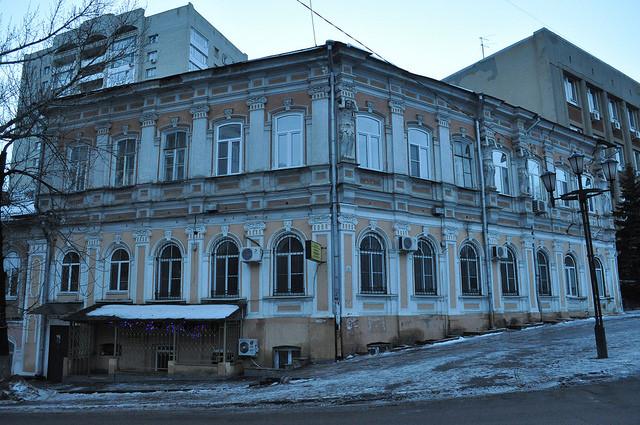 Дом А. Ф. Рейнценштейна, Саратов