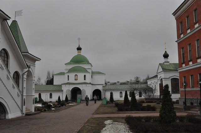 Надвратная церковь Кирилла Белозерского, Муром