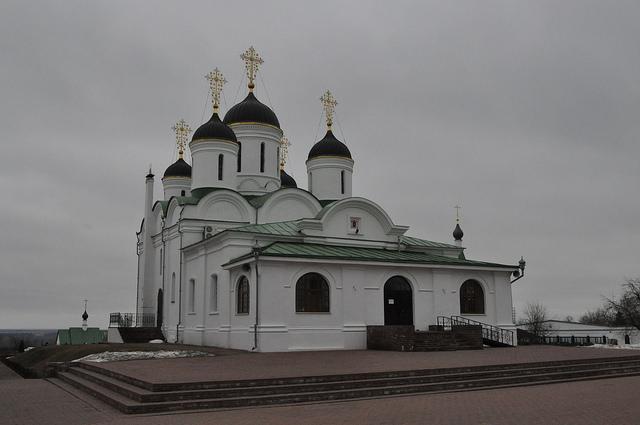 Спасо-Преображенский собор, Муром
