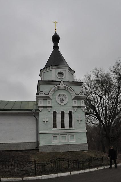 Часовня блаженной Ксении Петербургской, Муром