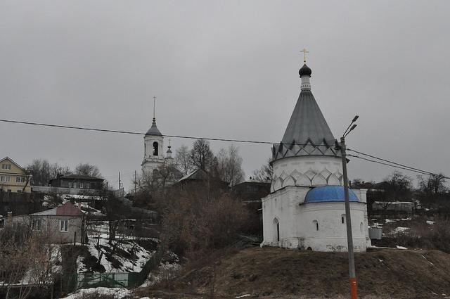 Церковь Козьмы и Демьяна, церковь Иконы Божией Матери Смоленская в Муроме