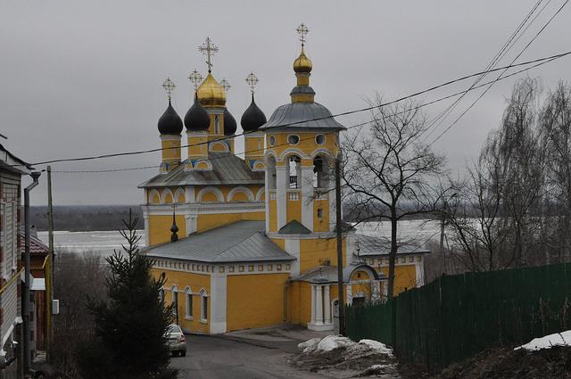 Церковь Николая Чудотворца, Муром