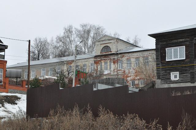 Дом купцов Мяздриковых, Муром