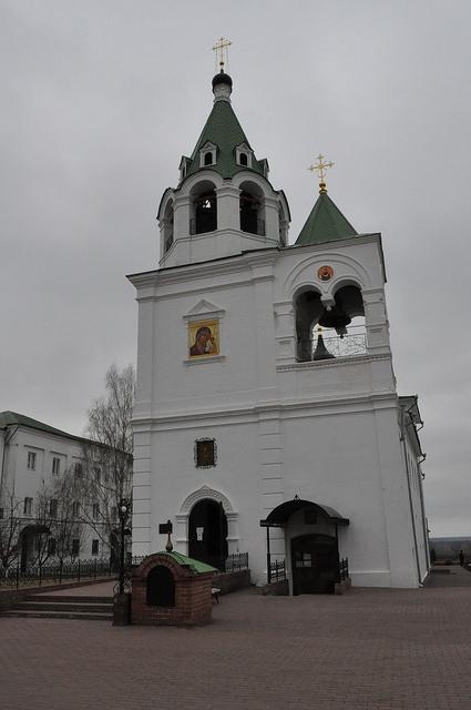 Покровский храм с трапезной, Муром